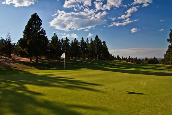 rivers edge golf course bend oregon