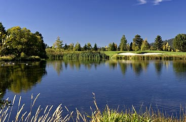 woodlands golf course bend oregon